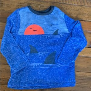 Toddler boys long sleeve